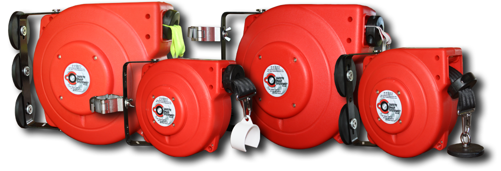 retractable-safety-barrier-reels
